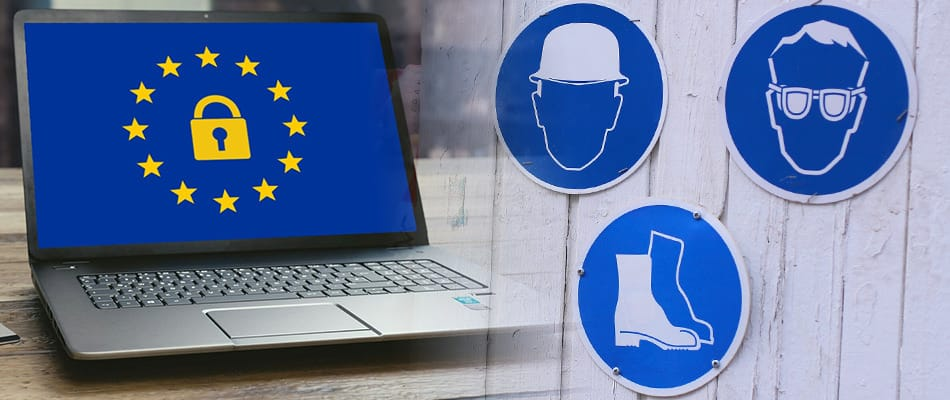 Neue Arbeitsschutzverordnung und Datensicherheit