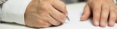 Arbeitsvertrag, Aufhebungsvertrag und Kündigungsschreiben
